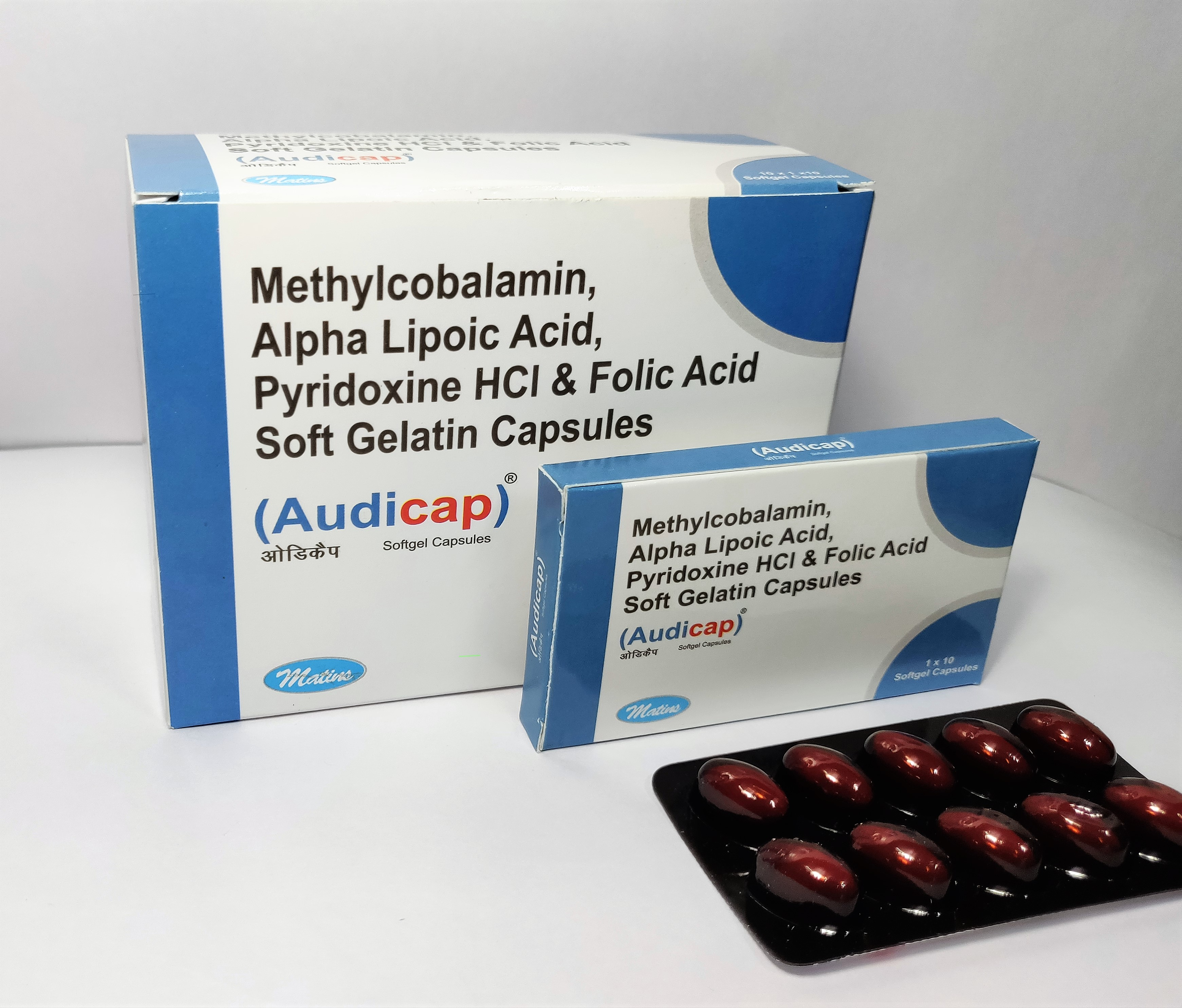Methylcobalamin in Orthopedic PCD Pharma Franchise