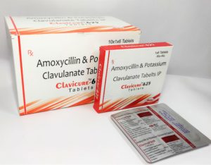 Amoxy Clav 625 in Orthopedic PCD Franchise