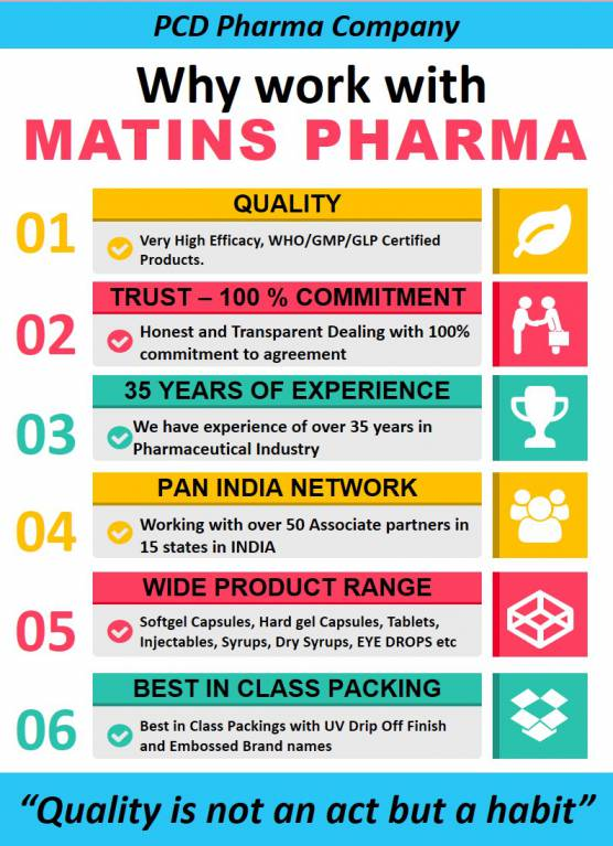 Matins Pharma Best Pharma Franchise Company