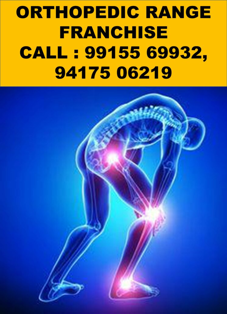 Orthopedic Range in PCD Pharma Franchise