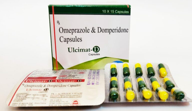 Omeprazole in PCD Franchise