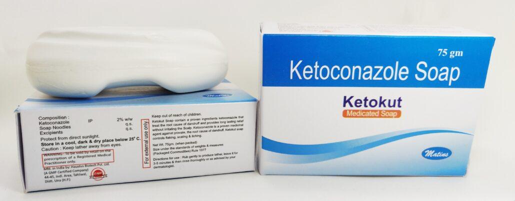 Ketoconazole in Derma Franchise