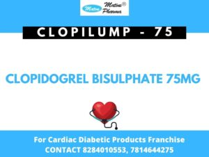 Clopidogrel Bisulphate in PCD Pharma Franchise