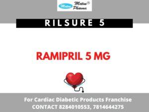 Ramipril in PCD Pharma Franchise